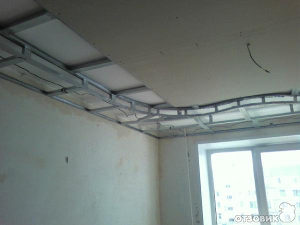 Декоративный потолок