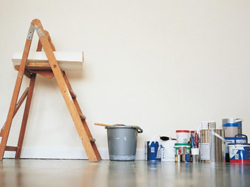 Отделочные работы в доме или квартире