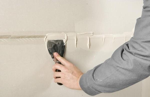 Подготовка бетонных и оштукатуренных поверхностей