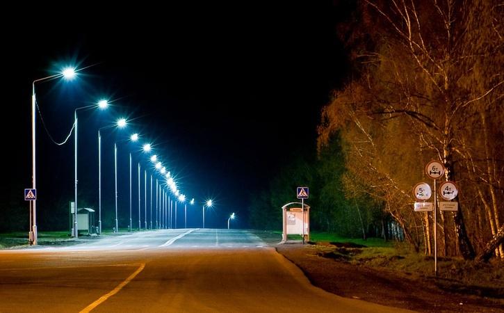 Освещение городских парков. Основные правила