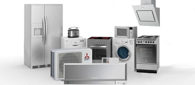 Установка кухонной бытовой техники