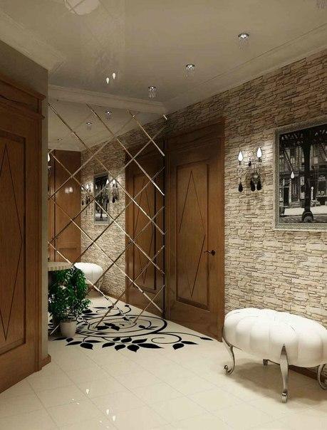 Зеркала в оформлении интерьера дома