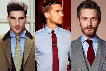 Если галстук запачкался