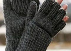 Ремонт перчаток и варежек