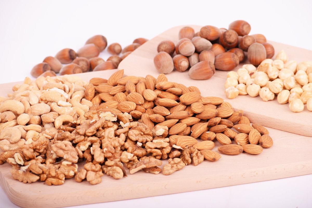 Как правильно есть орехи