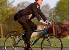 Ходьба и велосипед — лучшая защита от инсульта