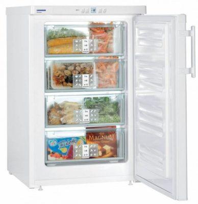 Как выбрать морозильную камеру