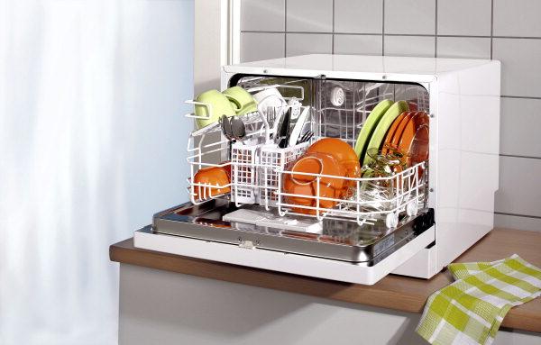 Как выбрать посудомоечную машину для встраивания в кухонную мебель?