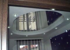 Зеркальные подвесные потолки